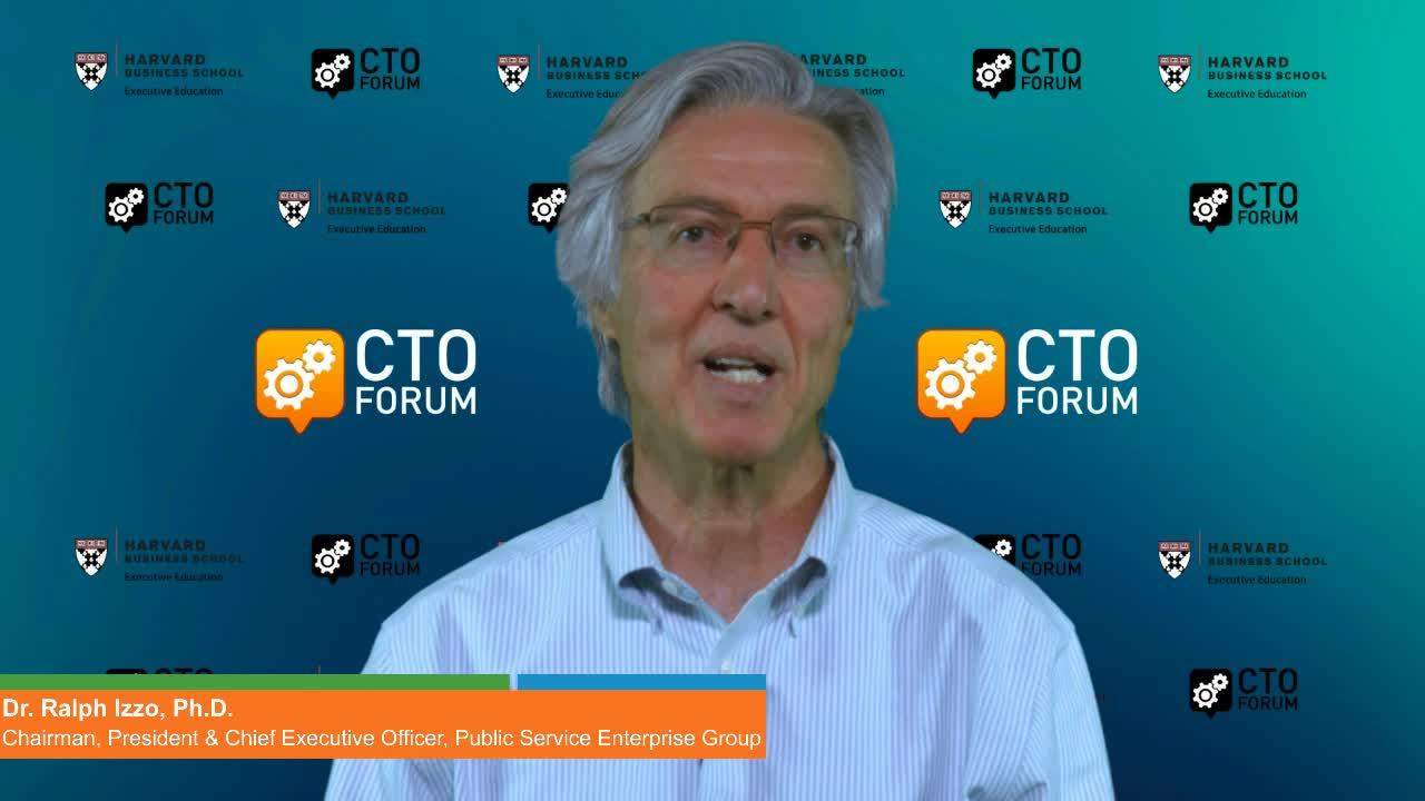 Dr. Ralph Izzo, Ph.D.: Keynote Address
