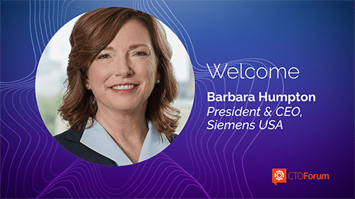 Preview: Siemens USA President & CEO Barbara Humpton at 2021 RETHINK CUSTOMERS